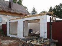 Строительство гаражей под ключ. Орловские строители.