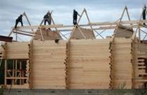 строительство домов из бруса в Орле