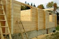 строительство домов из бревен Орёл