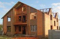 Строительство домов из кирпича в Орле и пригороде, строительство домов из кирпича под ключ г.Орёл