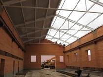 Строительство складов в Орле и пригороде, строительство складов под ключ г.Орёл